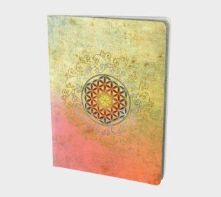 Aperçu de Sacred Geometry Symbol - Flower Of Life - Ornaments 1