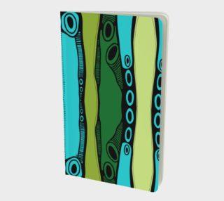 Green Dive-Plongeon vers- stripes  preview