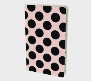 My Baby Girl Black Dots on Pink preview