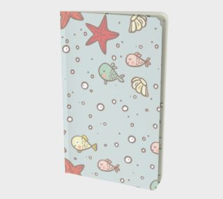 Under The Sea Notebook preview