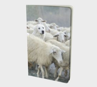 Aperçu de Vive la différence ! Chien & moutons  /  Dare to be Different! Sheep & Dog