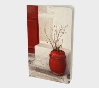 Aperçu de Le pot rouge / The Red Pot