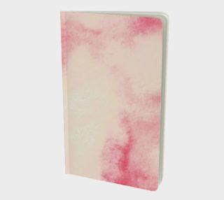 Aperçu de Fading in Pink Small Notebook