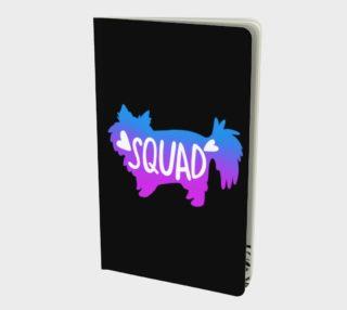 Aperçu de Squad Notebook