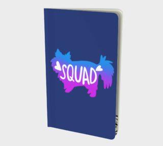 Aperçu de Squad Notebook - Blue