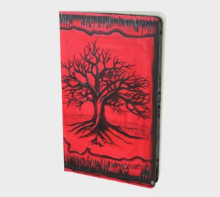 The Red Tree Notebook preview