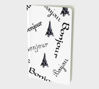 Bonjour Small Notebook preview