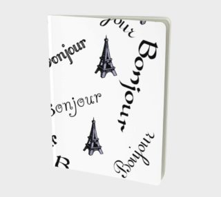 Bonjour Large Notebook preview