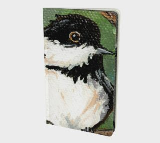 Chickadee Bird 1 Notebook preview