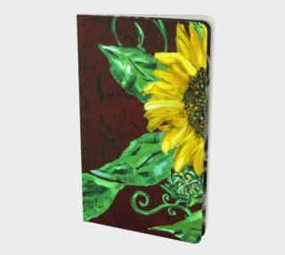 Sun Stems Notebook preview