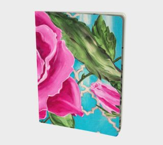 Mother's Day Roses Notebook preview