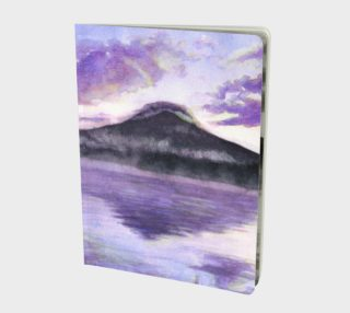 Mount Fuji Large Notebook preview