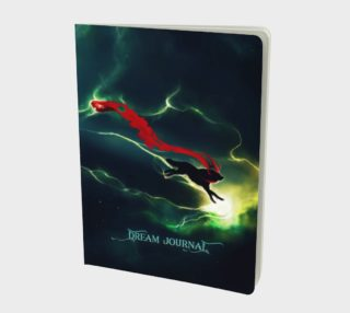 Breaking Red Dream Journal preview
