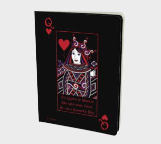 Celtic Queen of Hearts preview