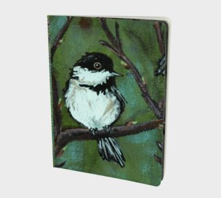 Chickadee Bird Notebook L preview