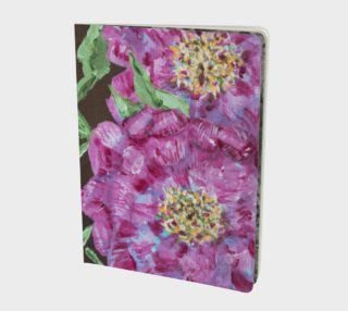 Pink Peony Notebook L  preview