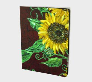 Aperçu de Sun Stems Notebook L