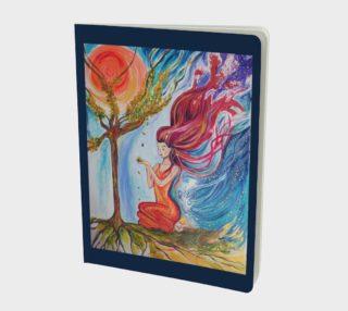 The Autumn Goddess Journal preview