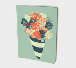 Bouquet Note Book preview