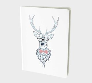 Hipster stag preview