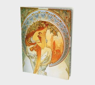 Alphonse Mucha Art preview