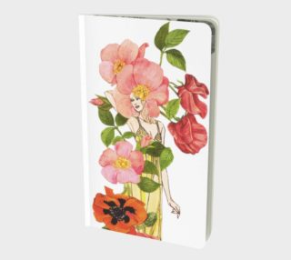 Sweet Pea Notebook preview