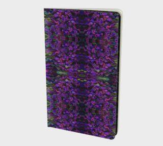 Aperçu de Kakabeca Purple Notebook