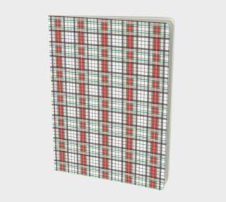 Classic Plaid Notebook preview