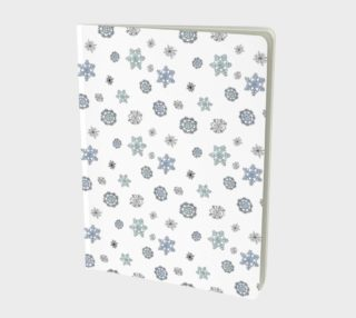 Snowflakes Notebook preview
