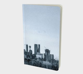 Small Calgary Skyline Journal preview