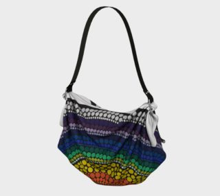 Rainbow Origami Tote preview