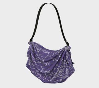 Origami James Bag Ultra Violet preview