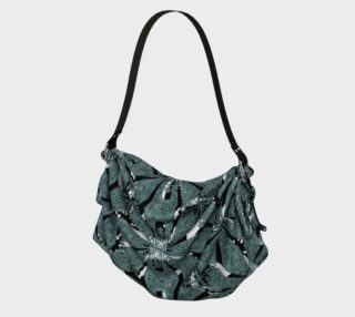 Modern Oriental Ornate Pattern Tote Bag preview