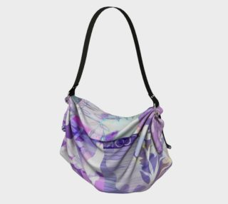 Arbour Mist Origami Tote by Deloresart preview