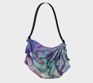 Boreal Forest Origami Tote by Deloresart preview