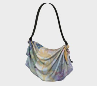 Kindred Leaf Origami Tote by Deloresart preview