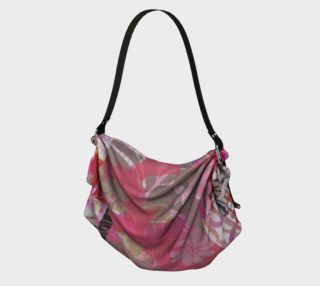 Flourish Red Origami Tote by Deloresart preview