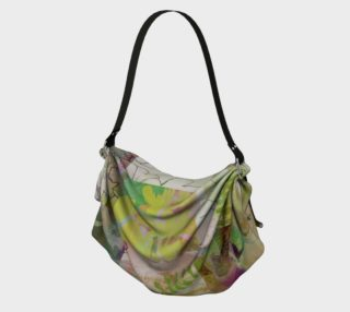 Sage Obscurity Origami Tote by Deloresart preview