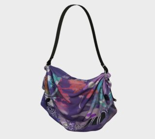 Elm Bud Origami Tote by Deloresart preview