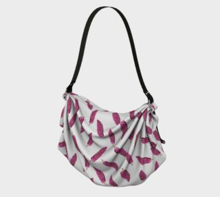 Cacao Fruits Pattern Bag preview