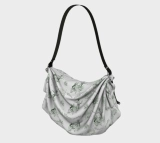 Slytherin Origami Tote preview