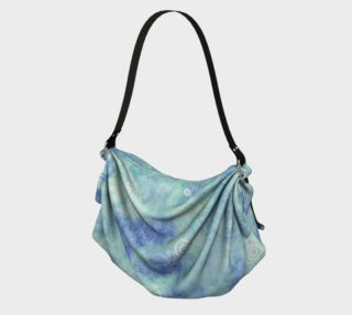 Blue lagoon Origami Tote preview