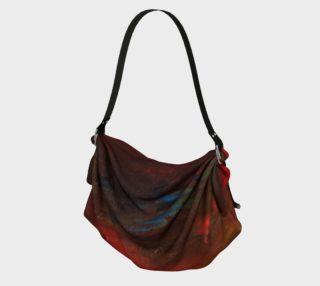 Crimson Ocean Origami Bag preview