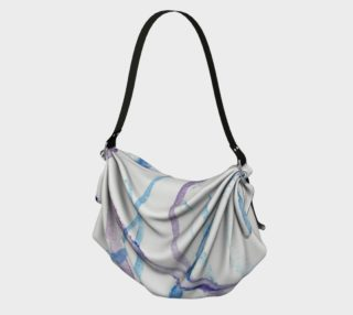 Lines Origami Tote preview