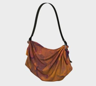 Sunset Flowers Origami Bag preview