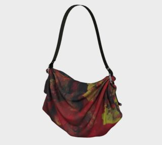 Midnight Blooms Origami Tote preview