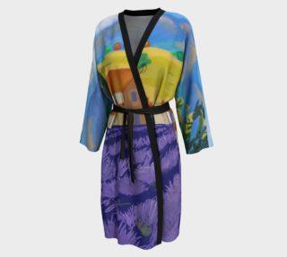 Lavender Farm Peignoir Robe preview