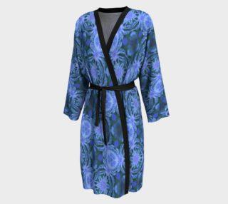 Blue Florette Peignoir preview