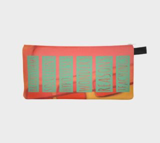 Intentions Pencil Case preview