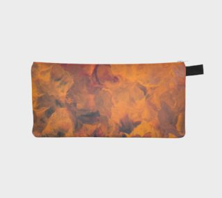 Sunset Flowers Pencil Case preview
